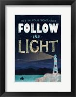 Framed Follow Light