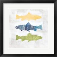 Framed Fish