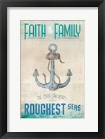 Framed Faith & Family