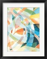 Framed Colorful Abstract II