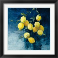 Framed Lemon Grove II