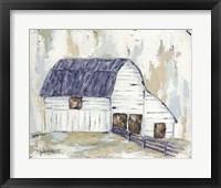 Framed Spring Joy Farm