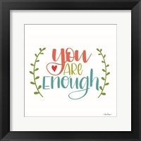 Framed You are Enough
