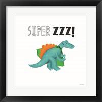 Framed Super ZZZ