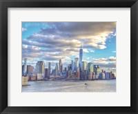 Framed New York City III