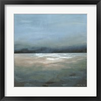 Framed Dark Seascape