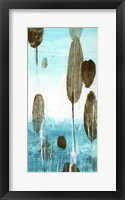 Framed Cattails I