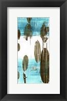 Framed Cattails II