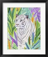 Framed Tropic Tiger I