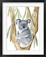 Framed Woodland Koala I