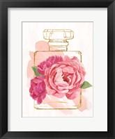 Framed Perfume Bloom I