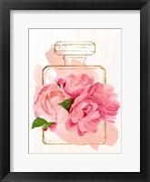 Framed Perfume Bloom II