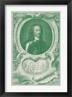Framed Houbraken Pop III