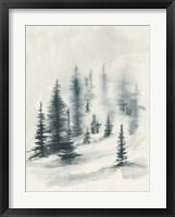 Framed Misty Winter II