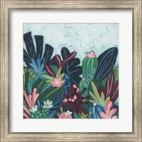 Framed Tropic Vista II