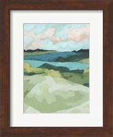 Framed River Prism I
