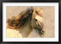Framed Blended Horse I