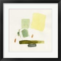 Framed Carto I