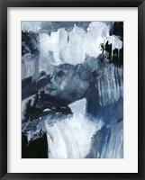 Framed Composition in Blue II