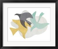 Framed Peace Composition I