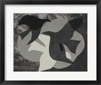 Framed Dove Composition II