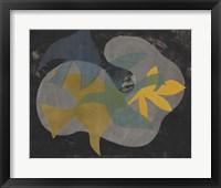 Framed Dove Composition III