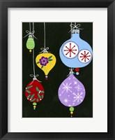 Framed Jazzy Christmas III
