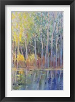 Framed Reflected Trees I