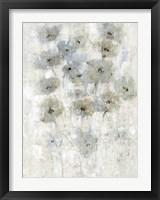 Framed Early Bloom I
