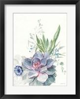Framed Desert Bouquet II