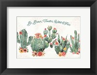 Framed Sweet Southwest VIII