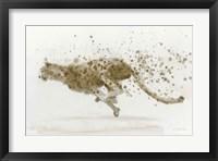 Framed Cheetah II Crop