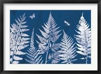 Framed True Blue I