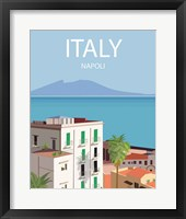 Framed Napoli