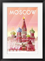 Framed Moscow