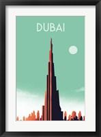 Framed Dubai
