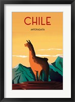 Framed Chile