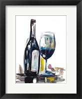 Framed Time for Wine I