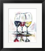 Framed Time for Wine II