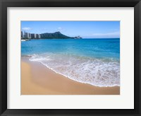Framed Oahu Shores