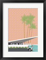 Framed Palm Springs with Convertible