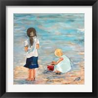 Framed Memories of the Shore