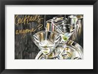 Framed Cocktails Anyone?