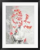 Framed Red Roses II