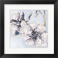 Framed Bunched Flowers II