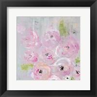 Framed Field of Roses