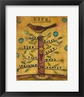 Framed Life Bird