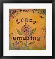 Framed Grace is Amazing