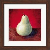 Framed Pear