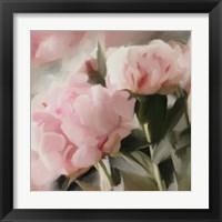 Framed Floral Arrangement II